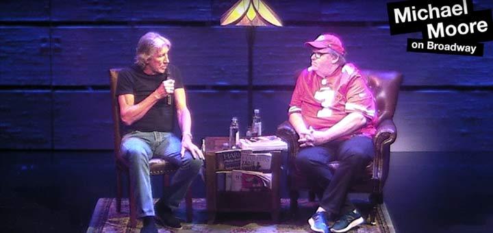 Roger Waters bei Michael Moore