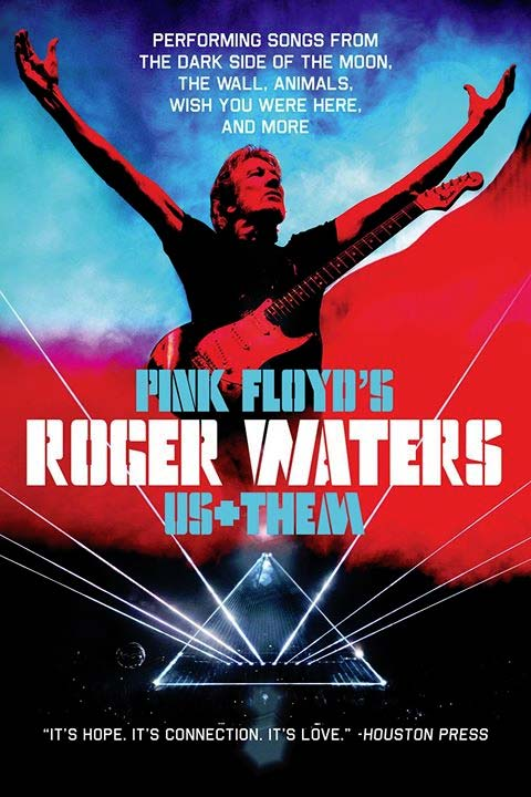Roger Waters Tour 2018 - Poster