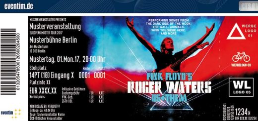 Roger Waters Tickets 2018
