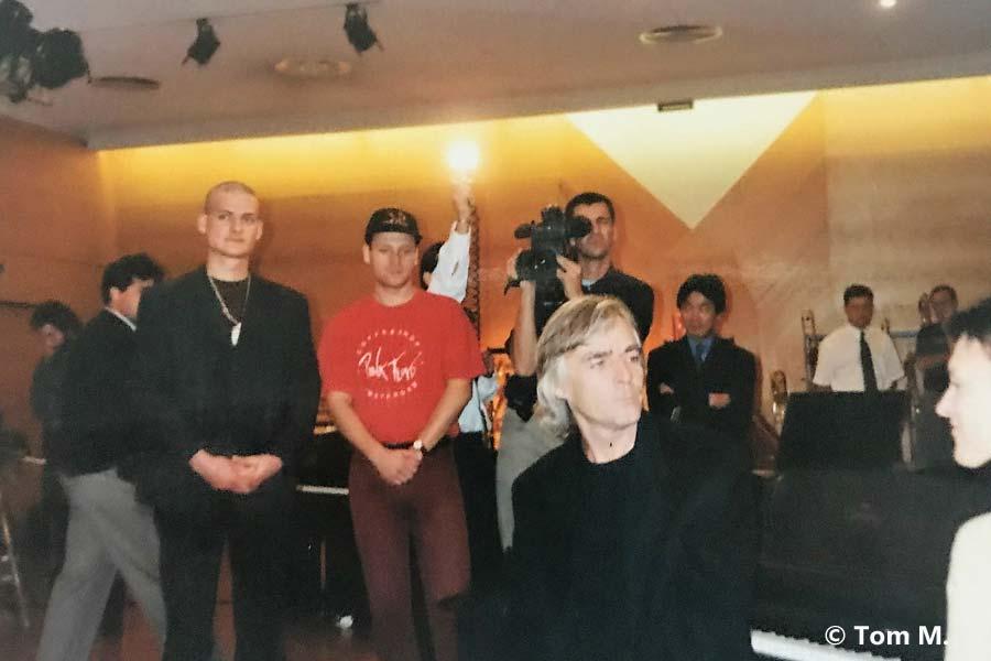 Rick Wright 1996 Wien