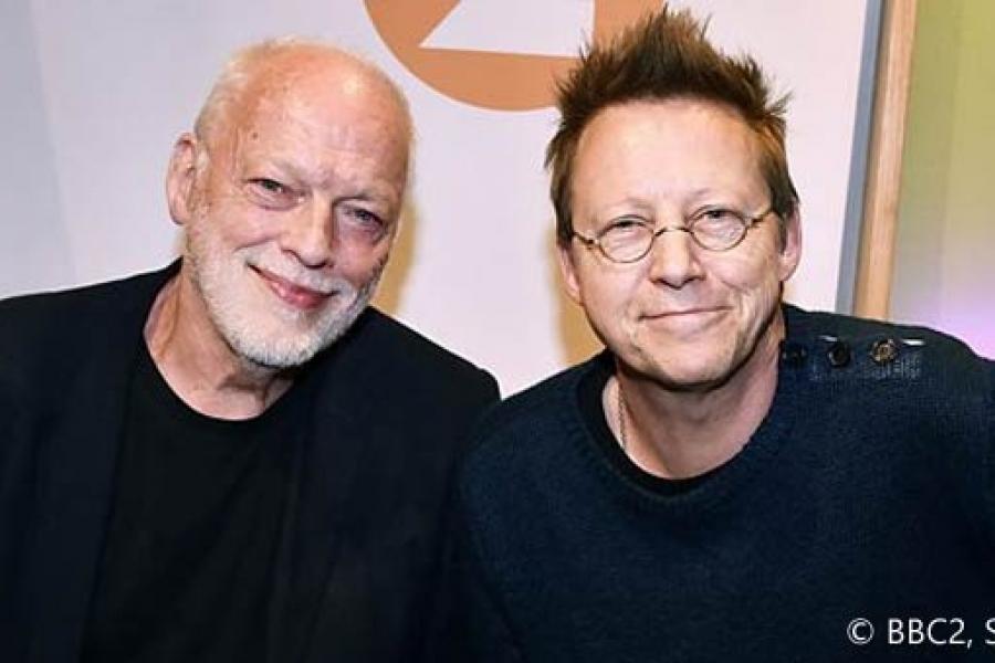 David Gilmour Interview Simon Mayo
