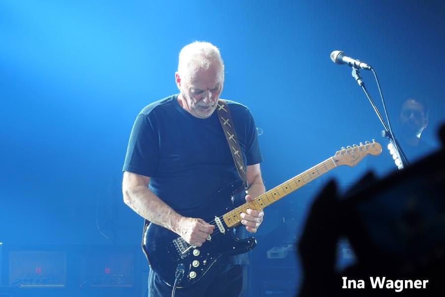 David Gilmour Brighton 5.9.2015