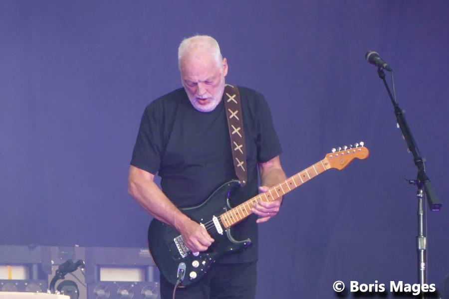 David Gilmour Wiesbaden 2016