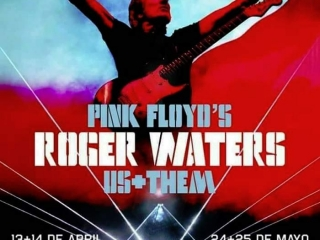Roger Waters Barcelona, Madrid 2018