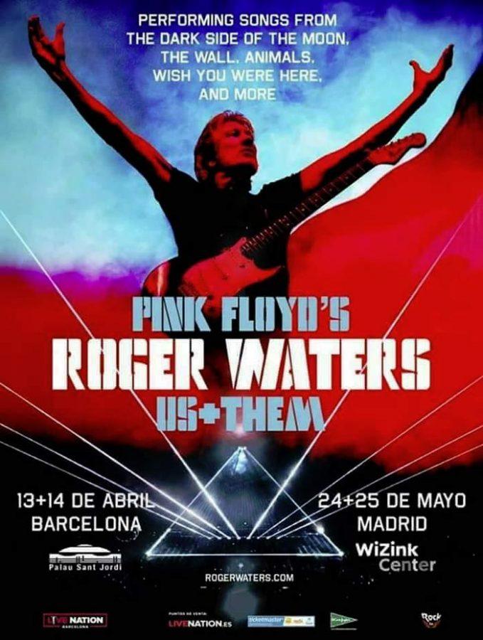 Roger Waters Spanien 2018