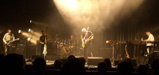 David Gilmour 11.3.2006 Hamburg CCH