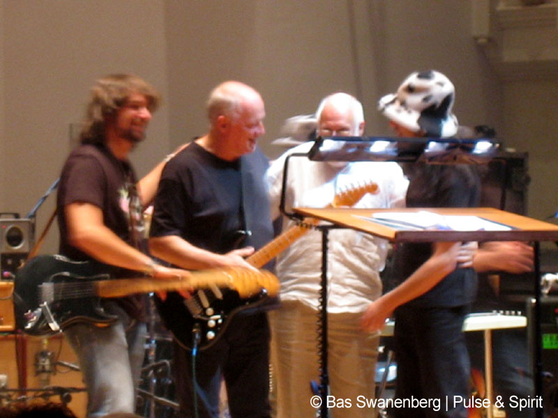 David Gilmour 15.6.2008 London Cadogan Hall
