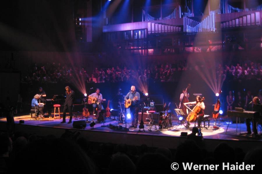 David Gilmour 17.1.2002 London Royal Festival Hall