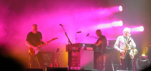 David Gilmour 20.3.2006 Amsterdam Heinecken Music Hall
