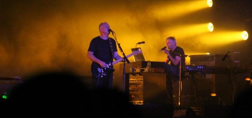 David Gilmour 20.3.2006 Amsterdam Heinecken Music Hall