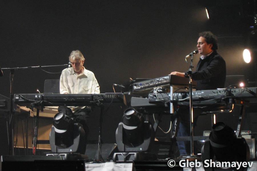 David Gilmour 24.3.2006 Mailand Teatro Degli Acrimboldi