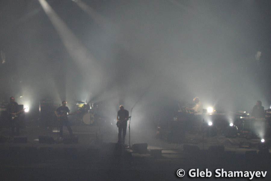 David Gilmour 25.3.2006 Mailand Teatro Degli Acrimboldi