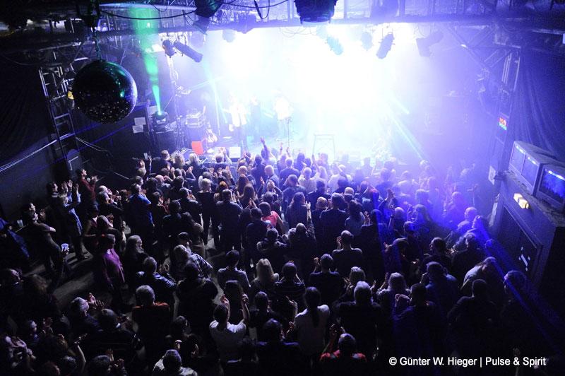 Floyd Division 18.2.2012 Wien Szene