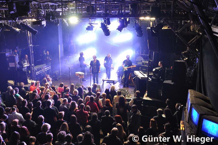 Floyd Division 28.1.2011 Wien Szene