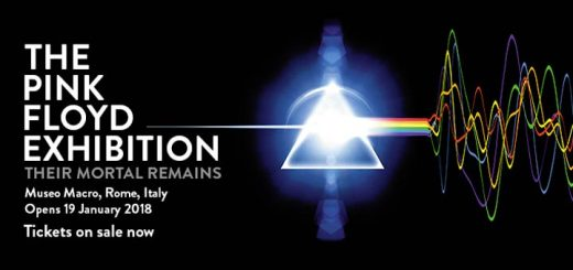 Pink Floyd 2018 Exhibition Rom