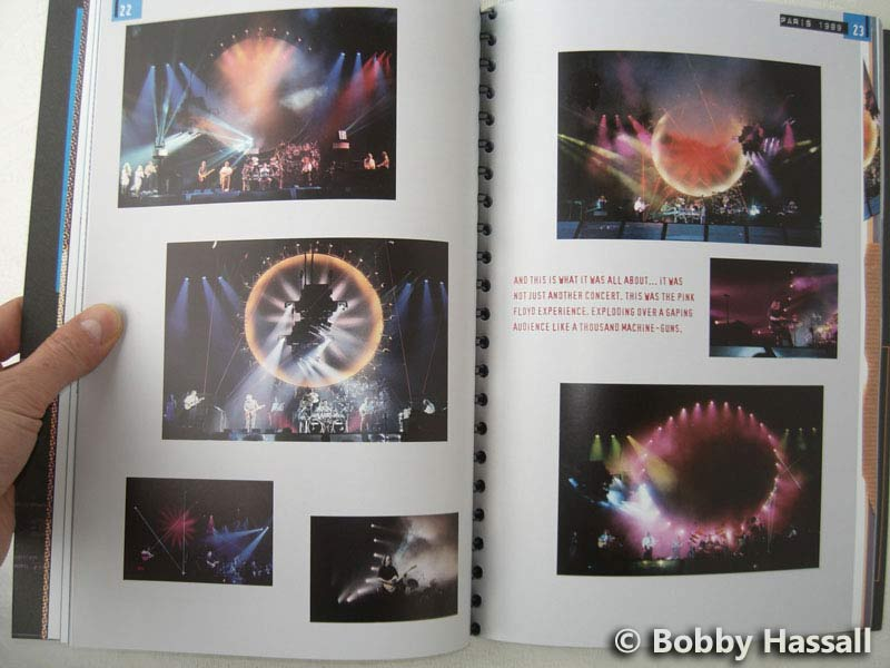 Pink Floyd Backstage by Bobby Hassal