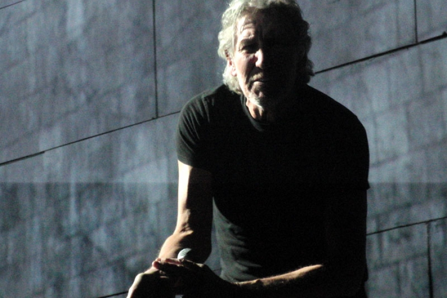 Roger Waters 1.4.2011 Mailand