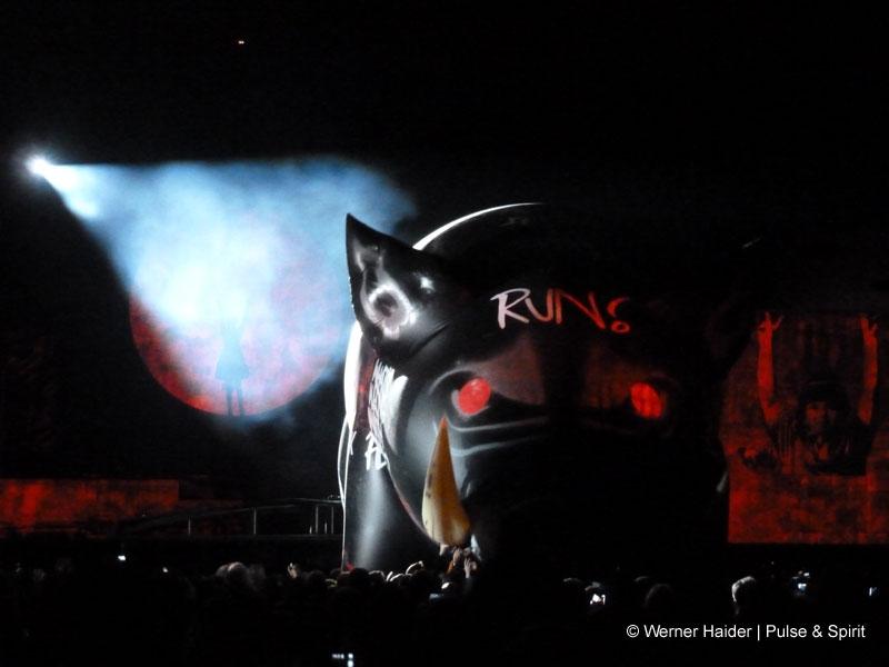 Roger Waters 11.9.2013 Zürich Letzigrund