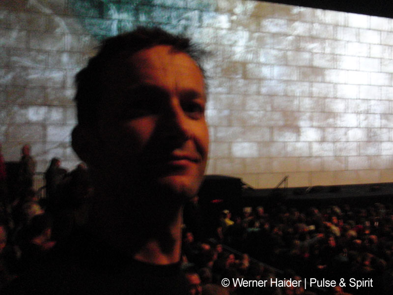 Roger Waters 15.4.2011 Prag O2 Arena