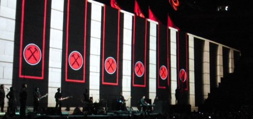 Roger Waters 15.4.2011 Prag O2 Arena
