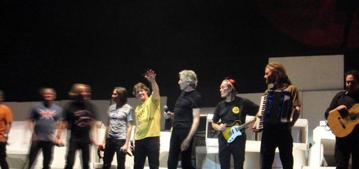 Roger Waters 15.5.2011 London