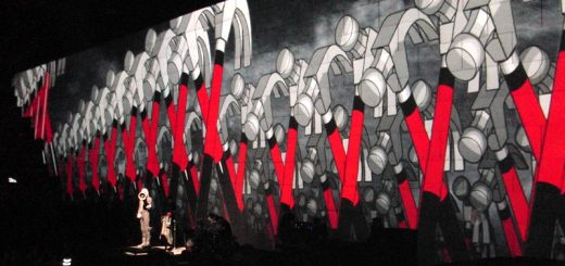 Roger Waters 2.4.2011 Mailand Mediolanum Forum