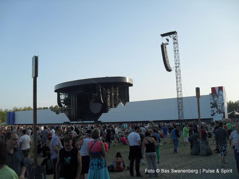 Roger Waters 20.7.2013 Werchter Festivalpark
