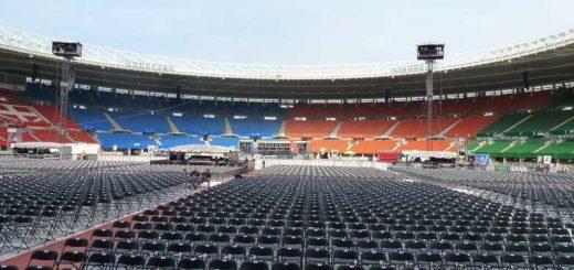 Roger Waters 23.8.2013 Wien Ernst Happel Stadion