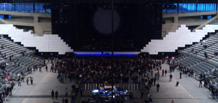 Roger Waters 29.3.2011 Barcelona Palau Sant Jordi
