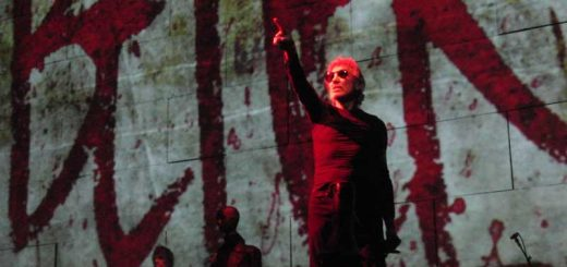 Roger Waters 3.11.2010 East Rutherford Izod Center