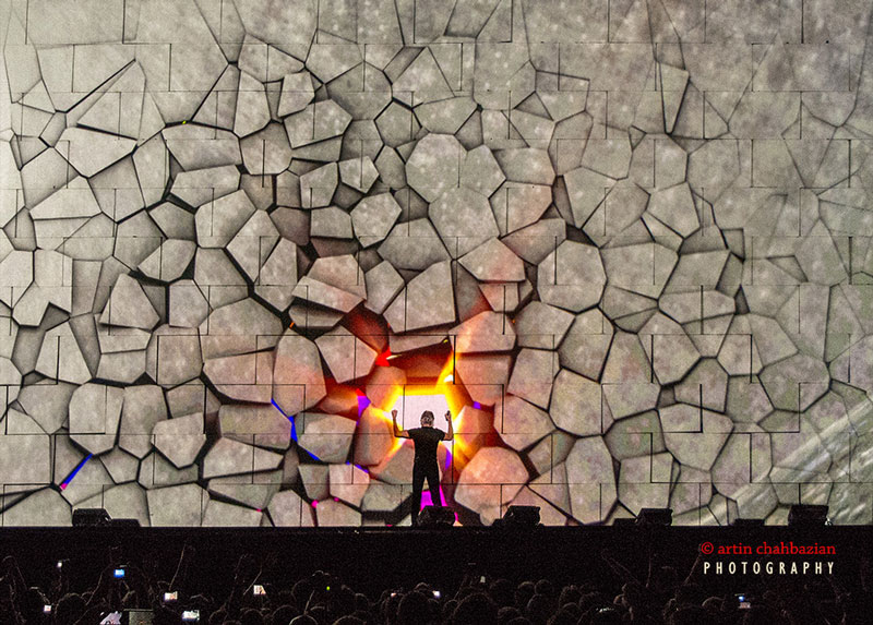 Roger Waters 30.8.2013 Sofia