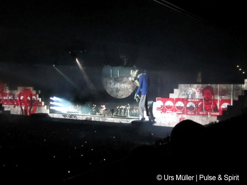 Roger Waters 7.6.2011 Zürich Hallenstadion