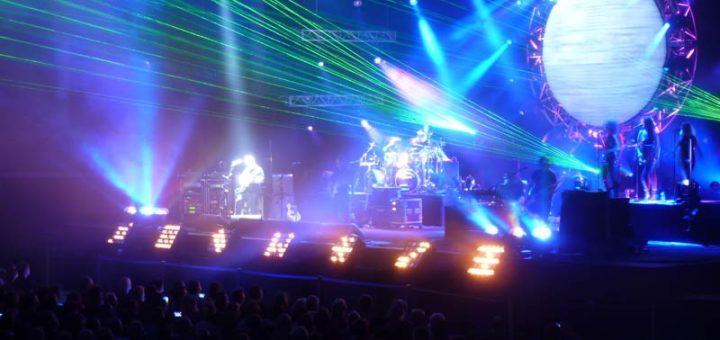 The Australian Pink Floyd Show 10.5.2014 Linz Arena