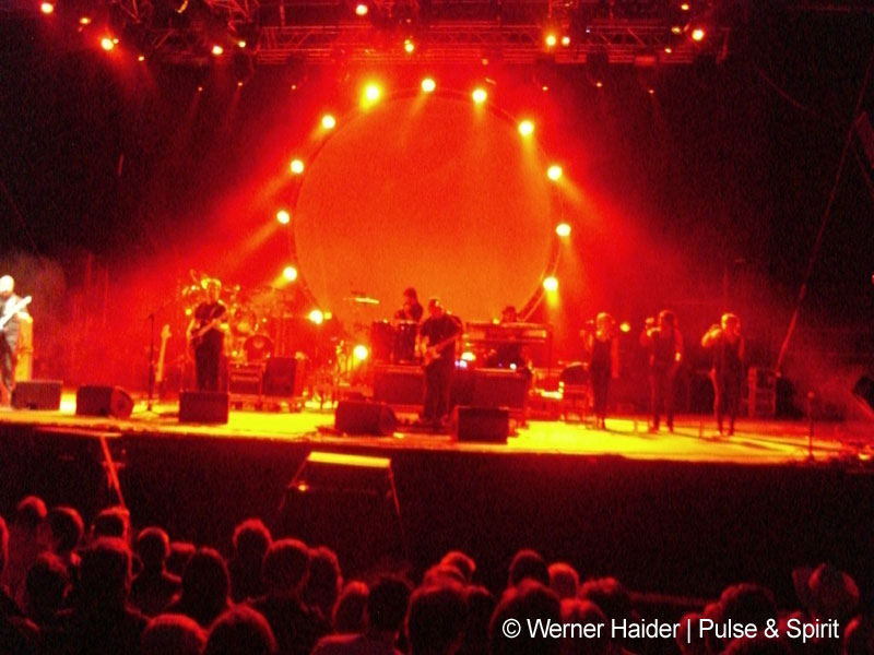 The Australian Pink Floyd Show 11.7.2009 Burg Clam