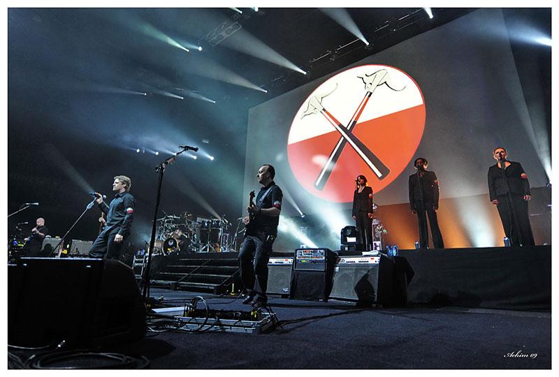 The Australian Pink Floyd Show 13.2.2009 Oberhausen Köpi Arena