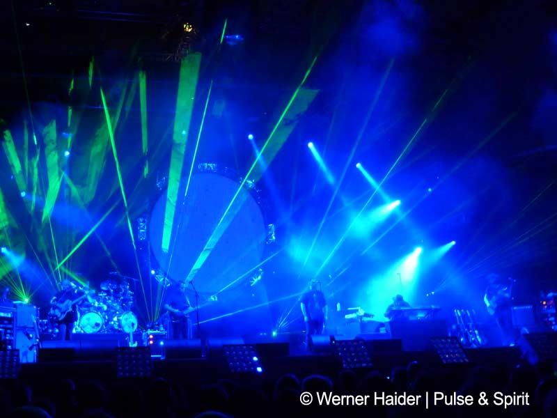 The Australian Pink Floyd Show 16.5.2015 Salzburg Arena