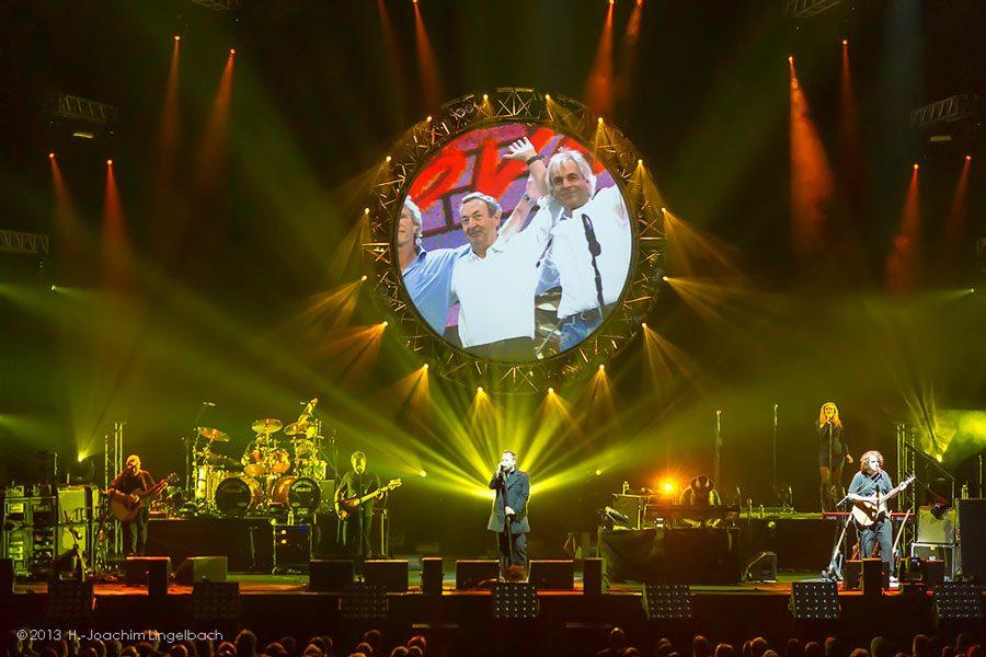 The Australian Pink Floyd Show 19.4.2013 Leipzig