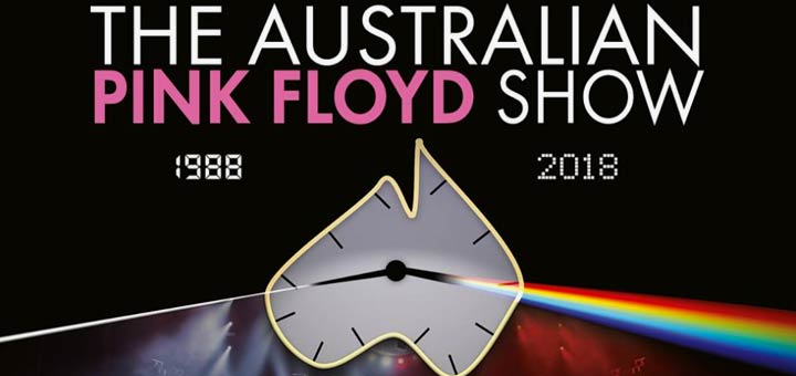 The Australian Pink Floyd Show 2018