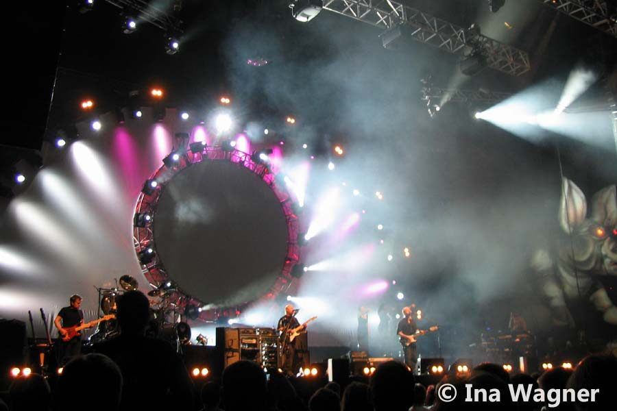 The Australian Pink Floyd Show 28.2.2008 Berlin Max Schmeling Halle