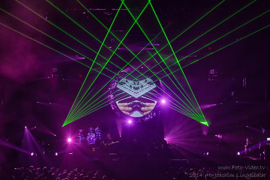 The Australian Pink Floyd Show 31.3.2014 Leipzig Arena