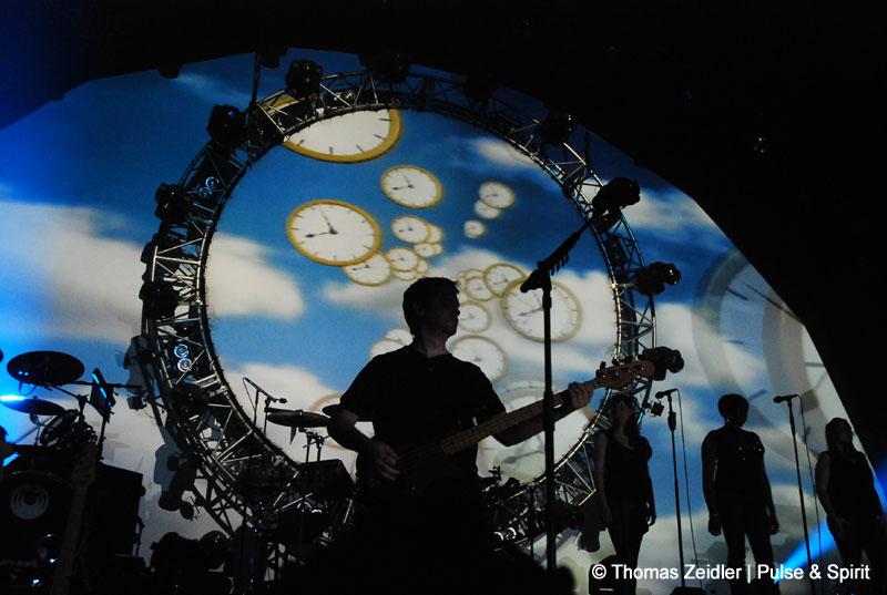 The Australian Pink Floyd Show 7.2.2010 Graz Helmut List Halle