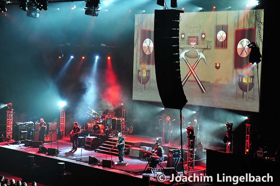 The Australian Pink Floyd Show 9.2.2009 Köln Arena