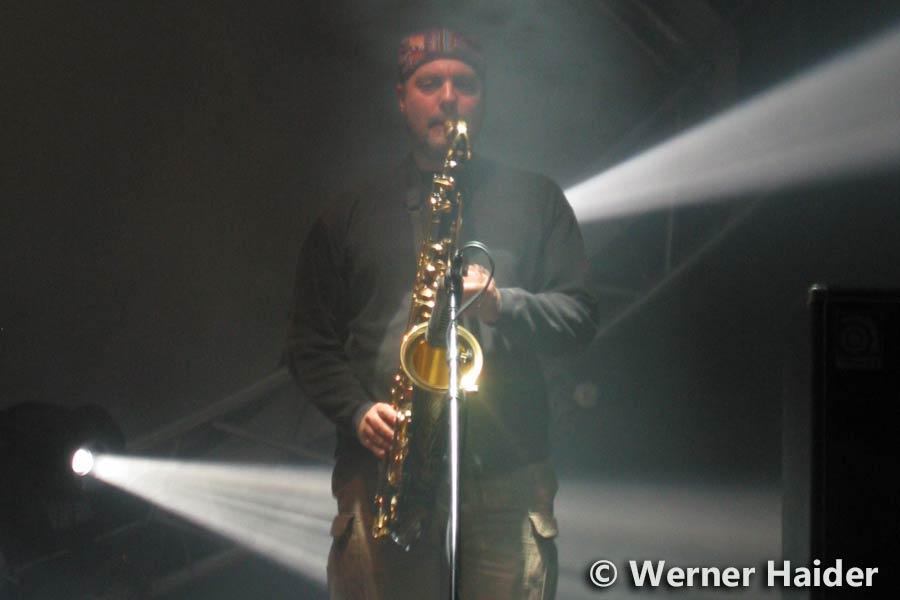 The Machine 4.11.2004 Gersthofen Stadthalle
