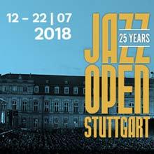 2018 Jazzopen Ticket