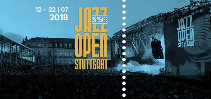 Jazzopen Stuttgart 2018 - Tickets
