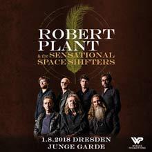 Robert Plant 1.8.2018 Dresden