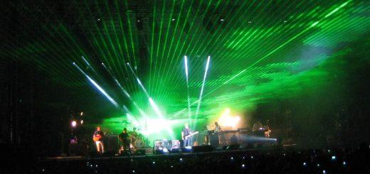David Gilmour 2.8.2006 Florenz Piazza Santa Croce