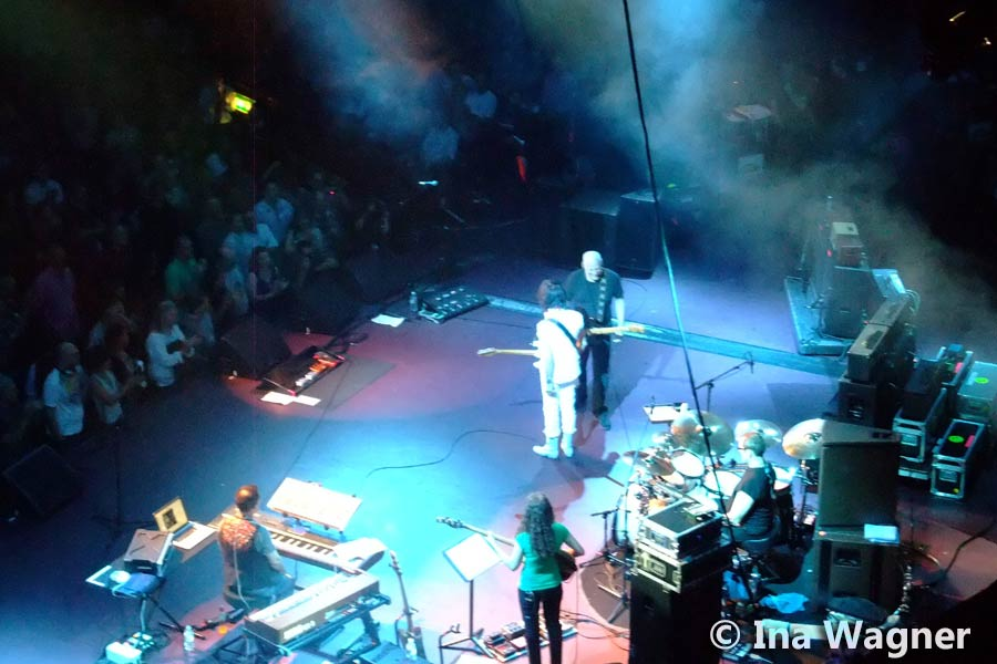 Jeff Beck & David Gilmour 4.7.2009 London