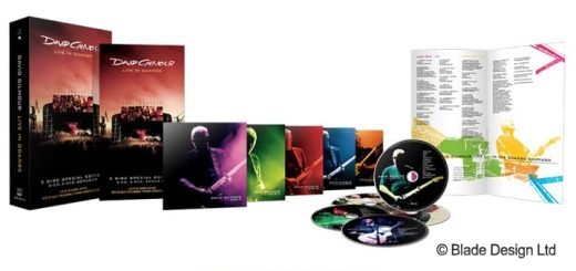 David Gilmour Live in Gdansk 5-Disc
