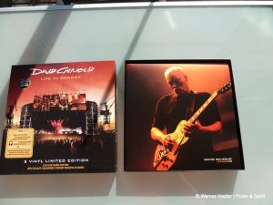 David Gilmour - Live in Gdansk Vinyl